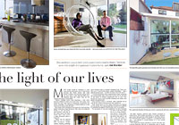 PDF file of article on Archplan architects from London Evening Standard newspaper