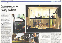 PDF file of article on Archplan architects from Daily Telegraph newspaper
