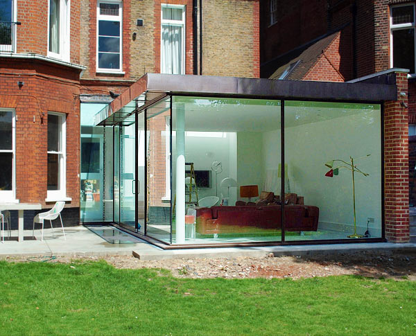 Contemporary Glass Extensions Uk 8